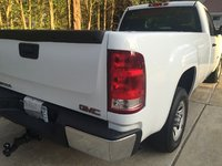 Picture of 2007 GMC Sierra Classic 1500 2 Dr Work Truck Standard Cab Long Bed 2WD, interior