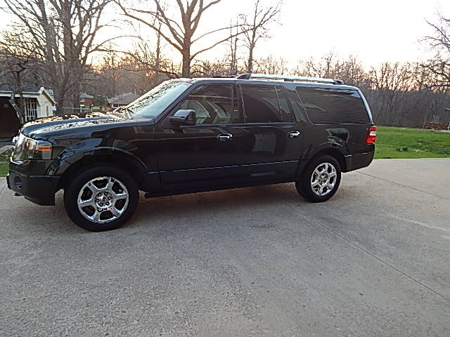 picture of 2014 ford expedition el limited 4wd exterior. Cars Review. Best American Auto & Cars Review