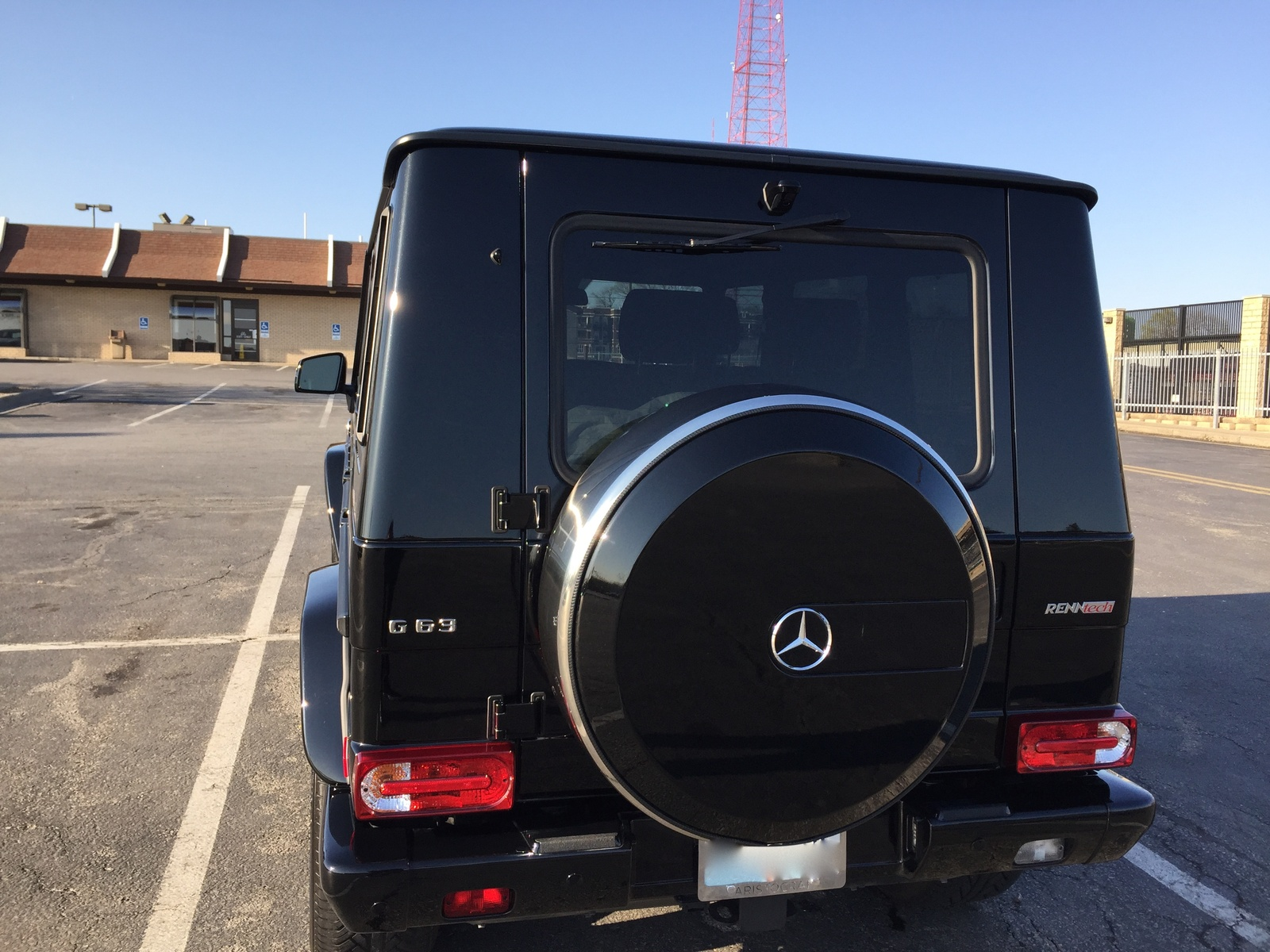 Picture of 2015 Mercedes-Benz G-Class G63 AMG