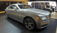 2015 Rolls-Royce Phantom Coupe, Front-quarter view at the New York Auto Show, exterior, gallery_worthy
