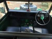 Picture of 1984 Land Rover Series III, interior