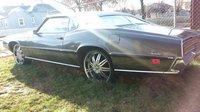 1971 Ford Thunderbird, Gun metal grey with silver top 429 thunder jet, exterior