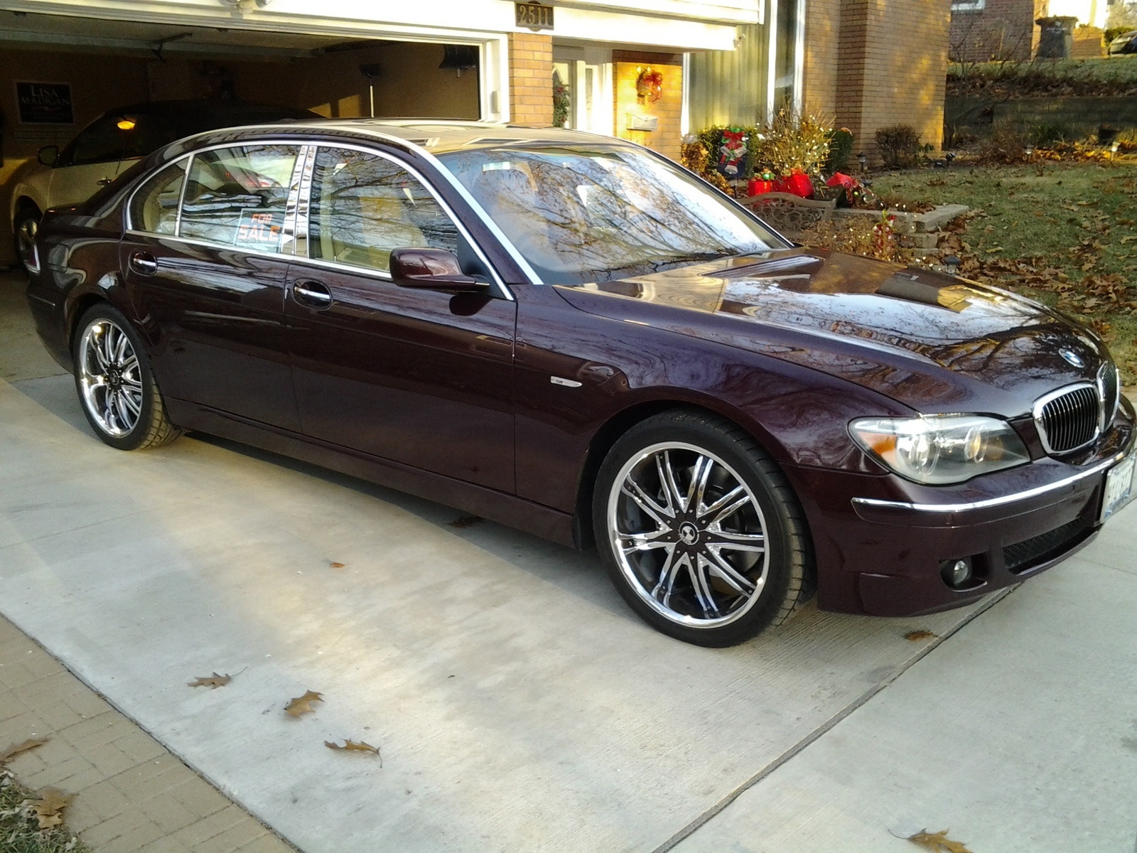 BMW 7 Series Questions  buying a 2006 bmw with over 90000 miles