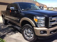 Picture of 2014 Ford F-350 Super Duty King Ranch Crew Cab 8ft Bed 4WD