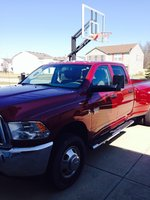 Picture of 2012 Ram 3500 SLT Mega Cab 6.3 ft. Bed DRW 4WD, exterior