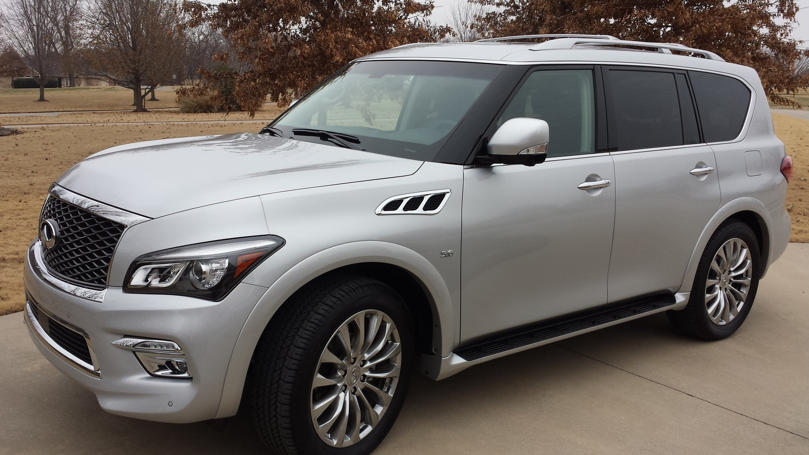 New 2015 / 2016 Infiniti QX80 For Sale