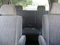 Picture of 2001 Mazda MPV LX, interior