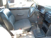 Picture of 1986 Mazda B2000, interior, gallery_worthy
