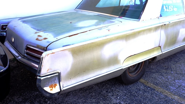 Picture of 1966 Chrysler New Yorker