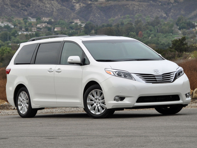 2015 Toyota Sienna Test Drive Review Cargurus