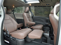Beautiful 2015 Toyota Sienna Limited 7 Passenger Premium, 2015 Toyota Sienna Limited  Premium, Interior