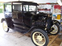 1927 Ford Model T Overview