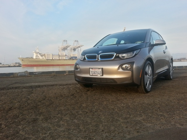 Picture of 2014 BMW i3, exterior