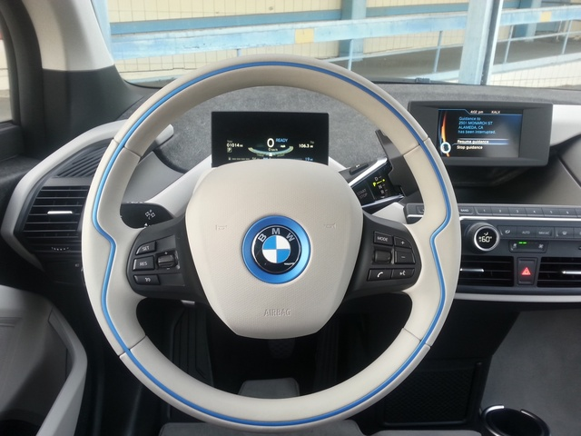 Picture of 2014 BMW i3, interior, gallery_worthy