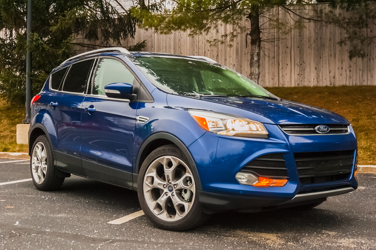 2015 Ford Escape - Test Drive Review - CarGurus