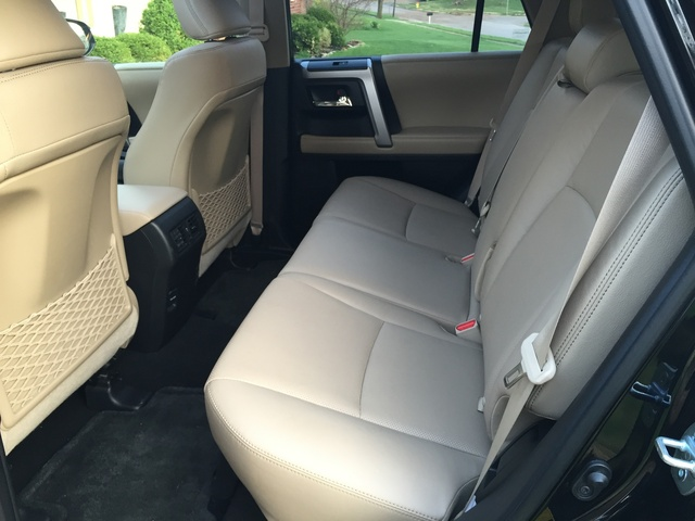 Picture of 2015 Toyota 4Runner Limited 4WD, interior, gallery_worthy
