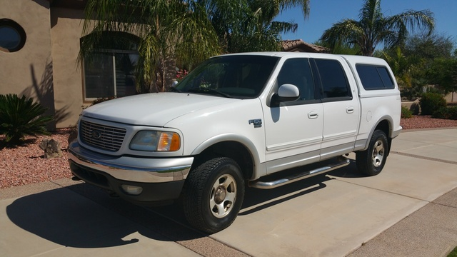 2001 ford f-150 - pictures