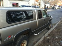 Picture of 1999 GMC Sierra 2500 3 Dr SLE 4WD Extended Cab SB HD, exterior