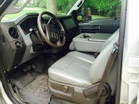 Picture of 2012 Ford F-350 Super Duty XL Crew Cab 8ft Bed DRW 4WD, interior