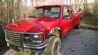Picture of 1996 Chevrolet C/K 2500 Ext. Cab 8-ft. Bed 4WD, exterior