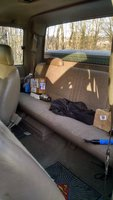 Picture of 1996 Chevrolet C/K 2500 Ext. Cab 8-ft. Bed 4WD, interior