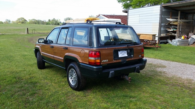 Picture of 1993 Jeep Grand Wagoneer 4 Dr STD 4WD SUV, exterior, gallery_worthy