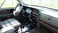 Picture of 1993 Jeep Grand Wagoneer 4 Dr STD 4WD SUV, interior
