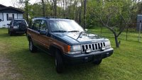 1993 Jeep Grand Wagoneer Overview
