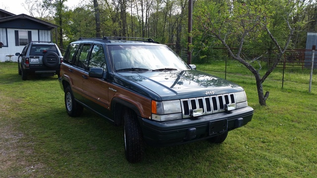 Picture of 1993 Jeep Grand Wagoneer 4 Dr STD 4WD SUV