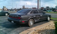 1994 Infiniti Q45 Overview
