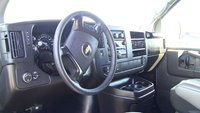 Picture of 2009 Chevrolet Express 3500 LS Extended RWD, interior, gallery_worthy