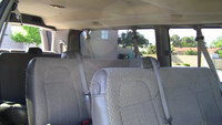 Picture of 2009 Chevrolet Express LS 3500 Ext, interior