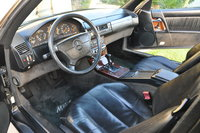 Picture of 1993 Mercedes-Benz 300-Class 2 Dr 300SL Convertible, interior