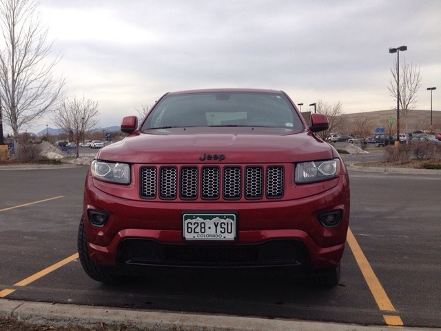 picture of 2014 jeep grand cherokee altitude 4wd exterior. Cars Review. Best American Auto & Cars Review