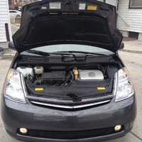Picture of 2008 Toyota Prius Touring, engine