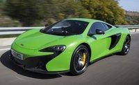 2015 McLaren 650S Picture Gallery