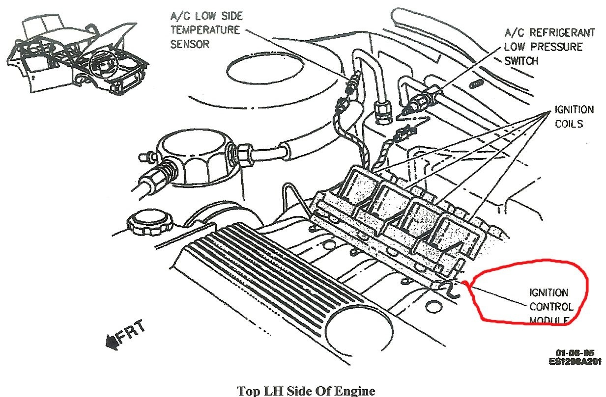 1998 Cadillac Deville Parts Diagram Not Lossing Wiring Fuse Box 1990 Brougham Seville Questions Where Is The Pcm Located On A 2002 Rh Cargurus Com Fleetwood Body Location