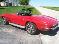 Picture of 1965 Chevrolet Corvette Convertible Roadster, exterior
