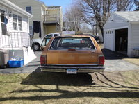 Picture of 1986 Pontiac Parisienne STD Wagon, exterior