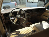 Picture of 1986 Pontiac Parisienne STD Wagon, interior