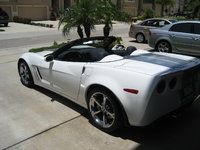 Picture of 2013 Chevrolet Corvette Grand Sport Convertible 4LT, exterior
