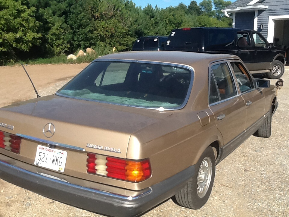 301 moved permanently for 1981 mercedes benz 300sd