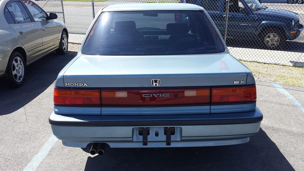 1990 honda accord fuel mileage for Honda civic fuel economy