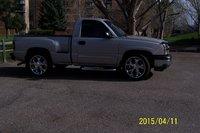 Picture of 2005 Chevrolet Silverado 1500 LS Short Bed 2WD, exterior