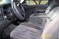 Picture of 2005 Chevrolet Silverado 1500 LS Short Bed 2WD, interior