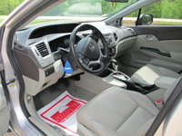 Picture of 2012 Honda Civic EX-L, interior