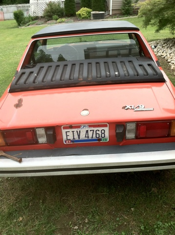 Picture of 1980 Fiat X1/9