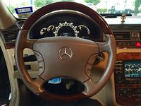 Picture of 2004 Mercedes-Benz S-Class S500, interior