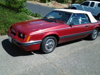 Picture of 1986 Ford Mustang LX Convertible, exterior