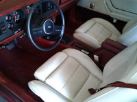 Picture of 1986 Ford Mustang LX Convertible, interior, gallery_worthy
